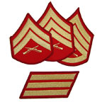 Marine Corps Rank Chevrons