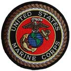 Marine Corps Patches