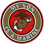 My Son is a US Marine - Red Edge
