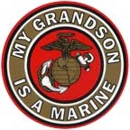 My Grandson is a US Marine - Red Edge