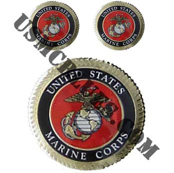 Marine Corps Stickers