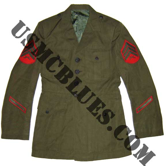 Usmc Alpha Blouse 13