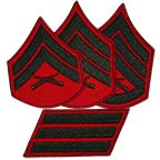 Red Green Rank Patches