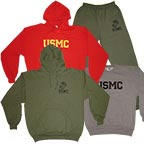 USMC Fleece Gear